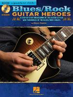 Blues/Rock Guitar Heroes Sheet Music