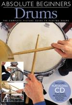 Absolute Beginners: Drums (Compact Edition) Sheet Music