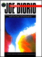 Joe Diorio -- Fusion Guitar Sheet Music