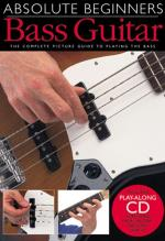 Absolute Beginners: Bass Guitar (Compact Edition) Sheet Music