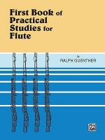 Practical Studies for Flute, Book 1 Sheet Music