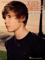 Justin Bieber - My World Sheet Music