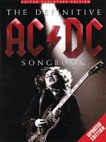 The Definitive AC/DC Songbook Sheet Music
