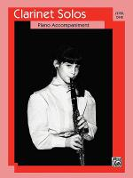 Clarinet Solos Sheet Music