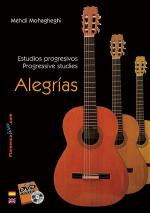Alegrias - Progressive Studies DVD/Booklet Set Sheet Music