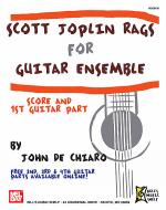 Scott Joplin - Rags for Guitar Ensemble Sheet Music