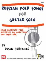 Russian Folk Songs for Guitar Solo Sheet Music