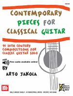 Contemporary Pieces for Classical Guitar Sheet Music
