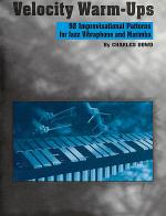 Velocity Warm-Ups for Jazz Vibraphone Sheet Music