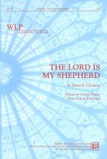 The Lord Is My Shepherd Sheet Music