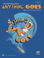 Anything Goes (2011 Revival Edition) -- Vocal Selections Sheet Music