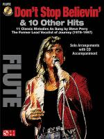 Don't Stop Believin' & 10 Hits from Former Lead Vocalist of Journey Steve Perry Sheet Music