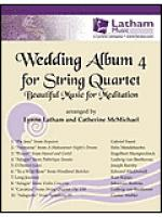 Wedding Album 4 for String Quartet Sheet Music