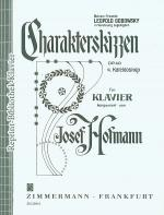 Character Sketches Op.40 No.4 Kaleidoscope Sheet Music