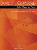 Ballet Music for Piano Sheet Music