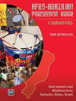Afro-Cuban Percussion Guide, Book 2 Sheet Music
