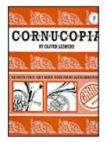 Cornucopia (F Horn) Sheet Music
