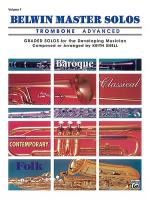 Belwin Master Duets (Trombone), Volume 1 Sheet Music