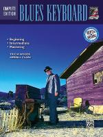 Blues Keyboard Method Complete Sheet Music