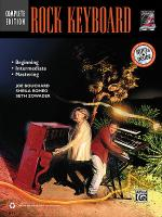 Rock Keyboard Method Complete Sheet Music