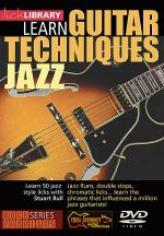 Learn Guitar Techniques: Jazz Sheet Music
