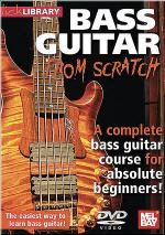 Bass Guitar from Scratch Sheet Music