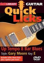 Up Tempo 8-Bar Blues - Quick Licks Sheet Music