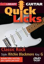 Classic Rock - Quick Licks Sheet Music