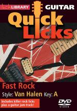 Fast Rock - Quick Licks Sheet Music