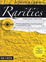 Rarities: Arias for Tenor Sheet Music