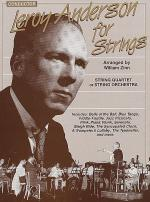 Leroy Anderson For Strings - Conductor Score Sheet Music