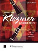 Klezmer Clarinet Duets Sheet Music