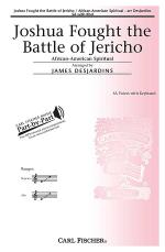 Joshua Fought the Battle of Jericho Sheet Music