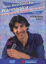 Howard Levy: New Directions For Harmonic - Expanding Your Technique Sheet Music