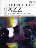 Effective Etudes For Jazz - Flute Sheet Music