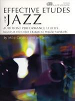 Effective Etudes For Jazz - Alto Saxophone Sheet Music