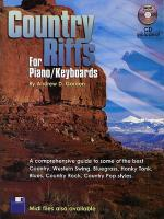 Andrew D. Gordon: Country Riffs For Piano/Keyboards Sheet Music