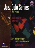 Mark Vega: Jazz Solo Series (Trumpet) Sheet Music