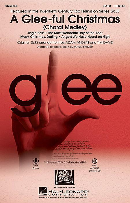 A Glee-ful Christmas Sheet Music