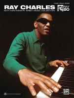 The Ray Charles 80th Anniversary Sheet Music Collection Sheet Music