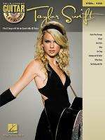 Taylor Swift Sheet Music
