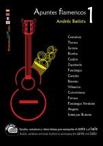 Apuntes Flamencos, Vol. 1 Book/CD Set Sheet Music