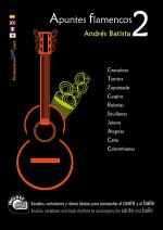 Apuntes Flamencos, Vol. 2 Book/CD Set Sheet Music
