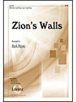 Zion's Walls Sheet Music