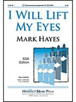 I Will Lift My Eyes Sheet Music