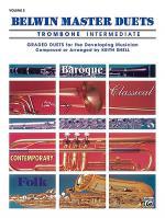 Belwin Master Duets (Trombone), Volume 2 Sheet Music