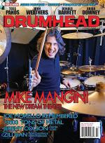 Drumhead Magazine - May/June 2011 Sheet Music