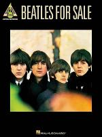 The Beatles - Beatles for Sale Sheet Music