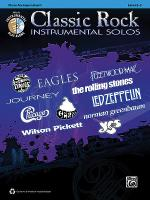 Classic Rock Instrumental Solos Sheet Music