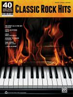 40 Sheet Music Bestsellers -- Classic Rock Sheet Music
